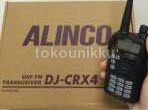 ALINCO DJ CRX 4 Handy Talky HT (ORIGINAL)