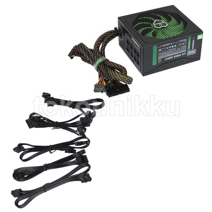 POWER SUPPLAY GAMEMAX 700W GM-700 MODULAR 80+ Bronze