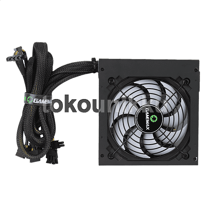 Gamemax Power Supply GP 450 - 450W, 80+, Bronze