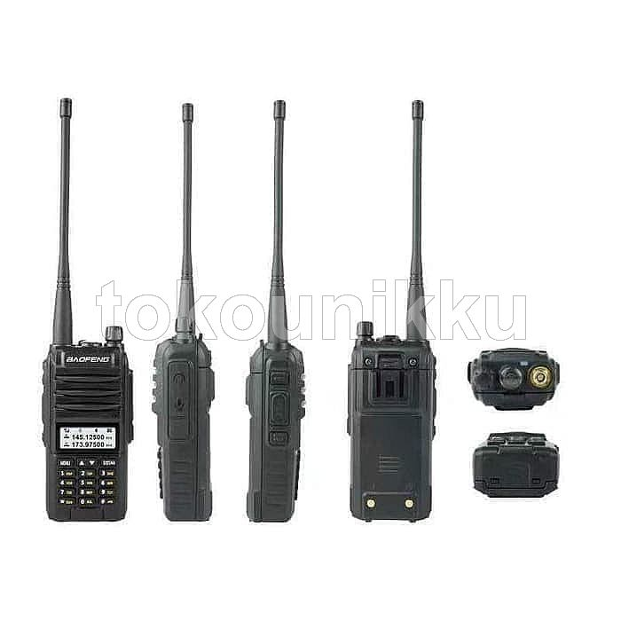 Baofeng BF-A58S Waterproof Tri Band Radio Handy Talky HT
