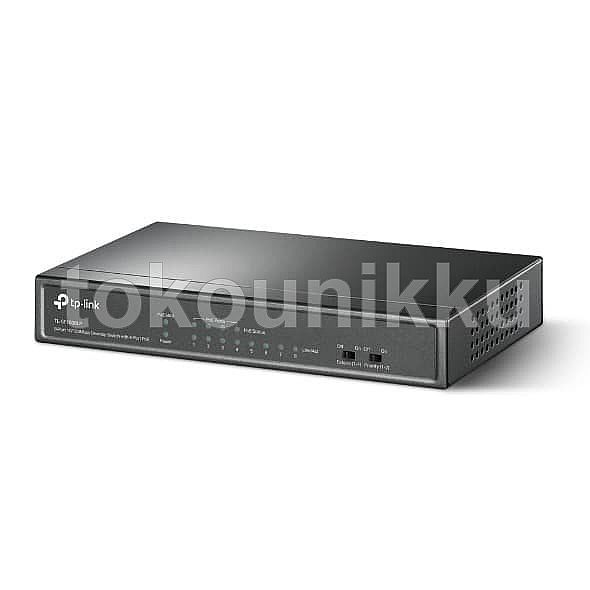 TPLink TP-Link PoE Switch 10/100Mbps 8 Port with 4 PoE Port TL-SF1008LP Low Power