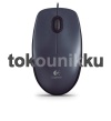 Logitech Mouse Wired M90 Optical