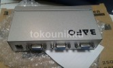 VGA Splitter 1-2 port  (1 Input 2 Output VGA) Bafo (ORIGINAL)