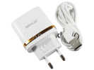 WALL CHARGER USB REXUS RX AC52