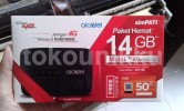 Alcatel Modem Mifi 4G MW-40CJ Telkomsel UNLOCK