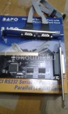 I/O IO Card PCI BAFO (2 Serial, 1 Paralel) ORIGINAL