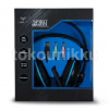 Headset Wired Gaming AULA SPIRIT WHEEL (G-93V)