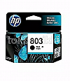 HP 803 Black Cartridge Tinta (ORIGINAL)