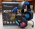 Alcatroz HP Gold 1000 Headset Gaming Bluetooth